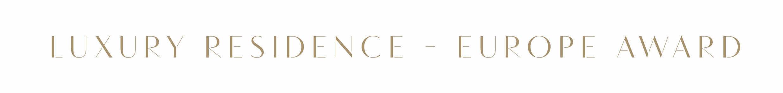 luxury residence europe banner