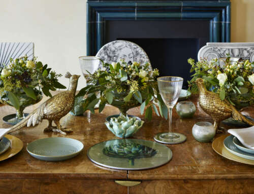 Christmas Dining table styling – Top Tips