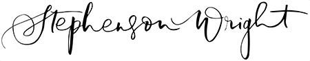 Stephenson Wright Logo