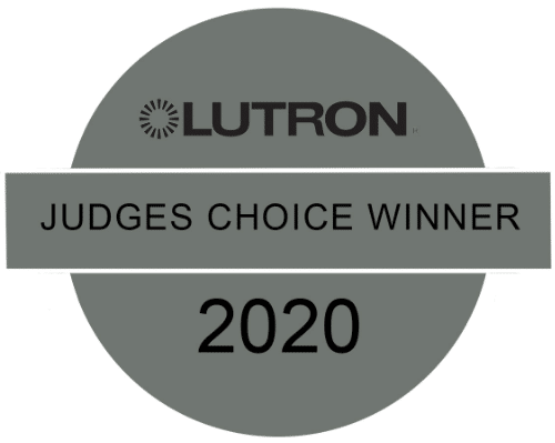 Lutron Judges Choice Winner